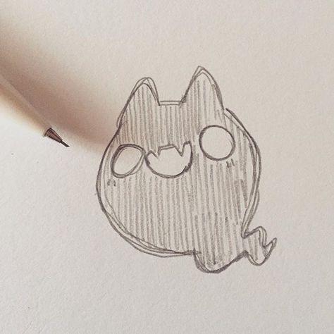 35 idées de dessin au crayon de chat aussi des idées de dessin au crayon  #au