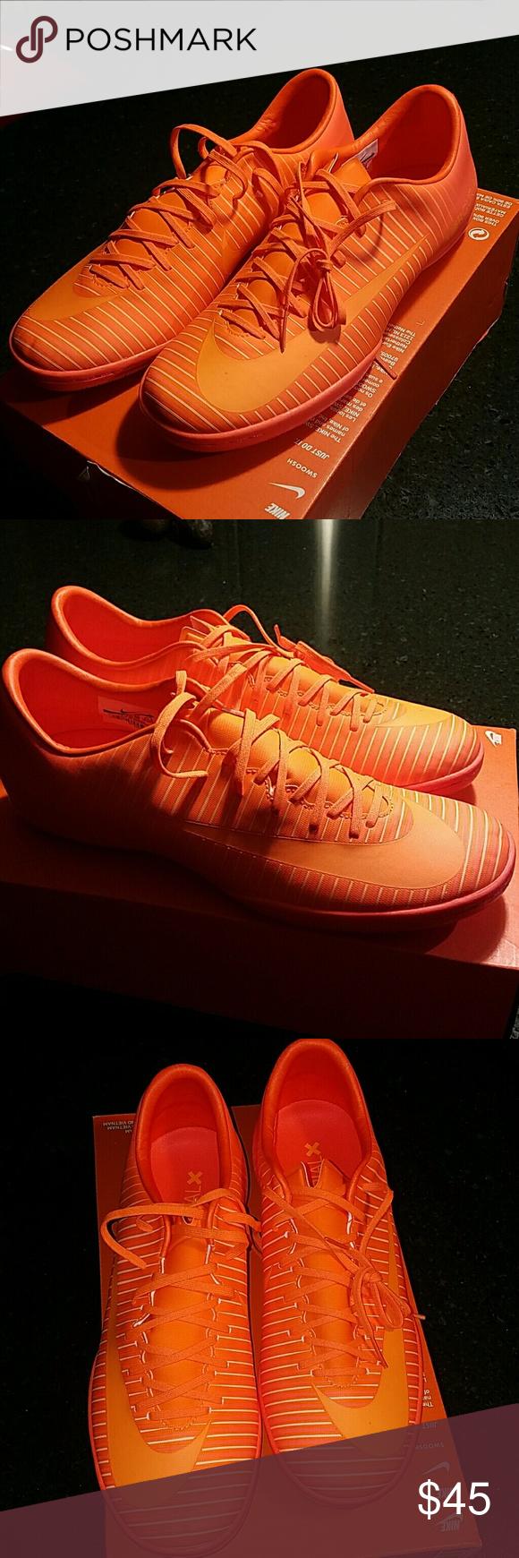 Nike mens Mercurial x nike  Shoes Athletic Shoes