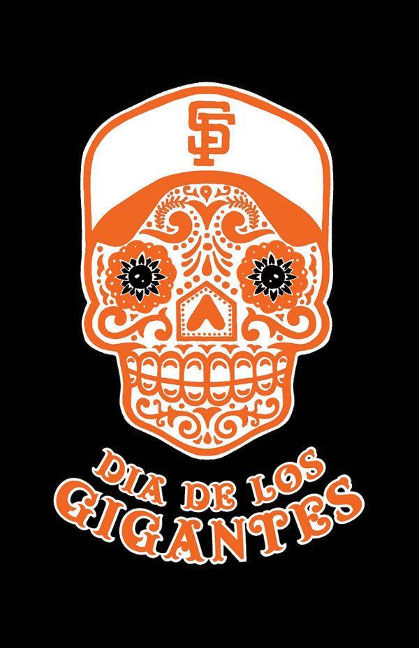 Dia de los gigantes san francisco giants t shirts dia de los muertos shirts