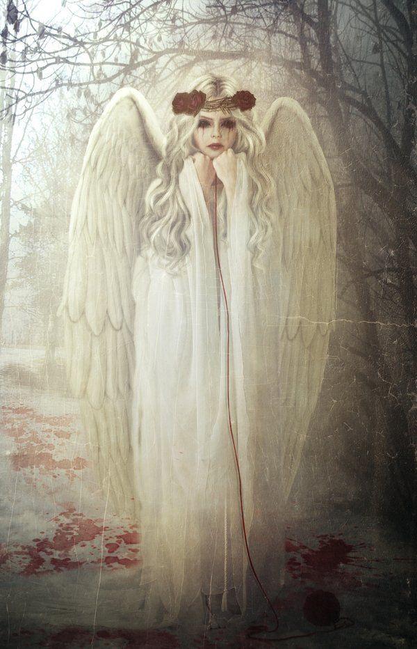 Guardian angel by ~Blavatskaya on deviantART