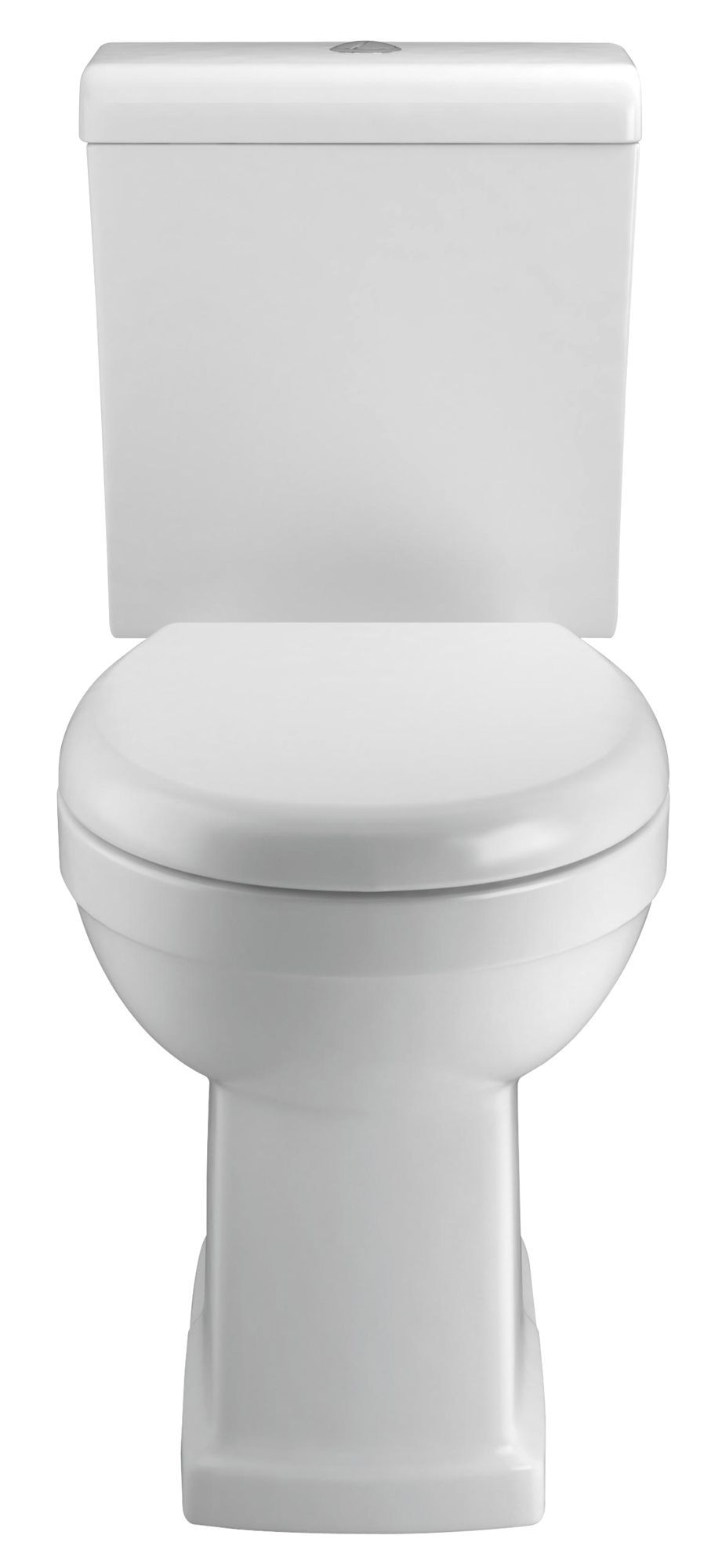 Cooke Lewis Somerville Modern Close Coupled Toilet With Soft Close
