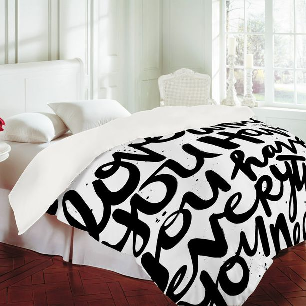 cover on duvet pin love covers queen you design black fab inspiration white if and