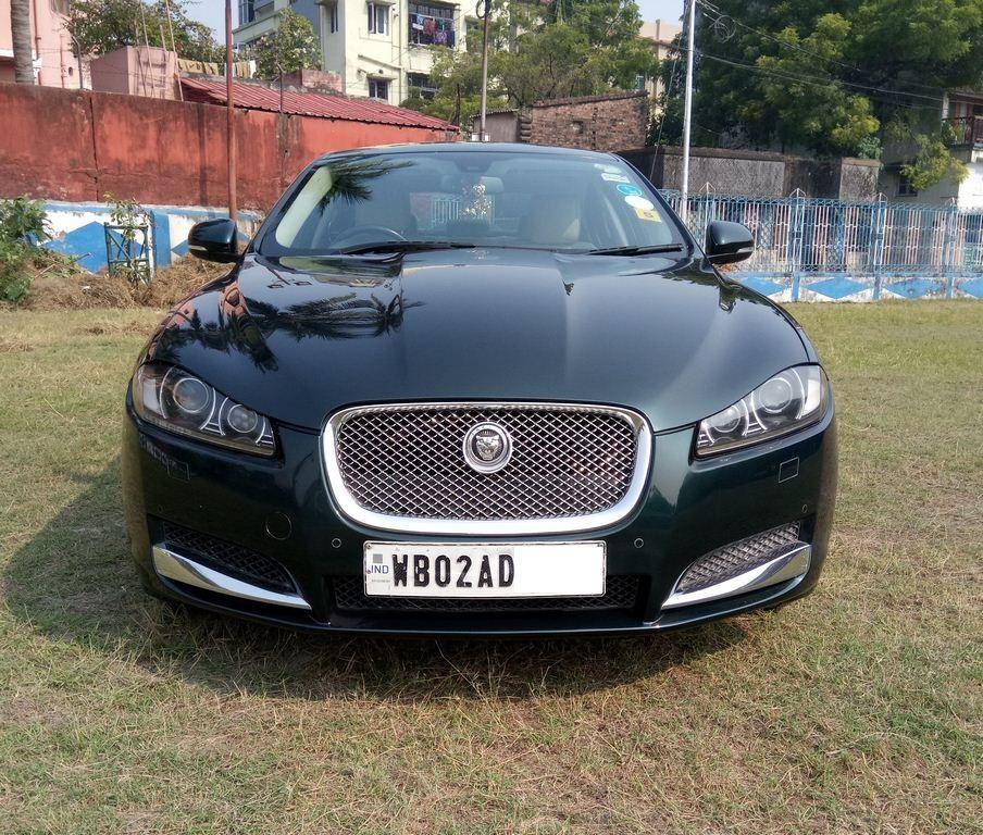 First owner, sparingly used Premium Luxury car #Jaguar #XF #Luxury ...