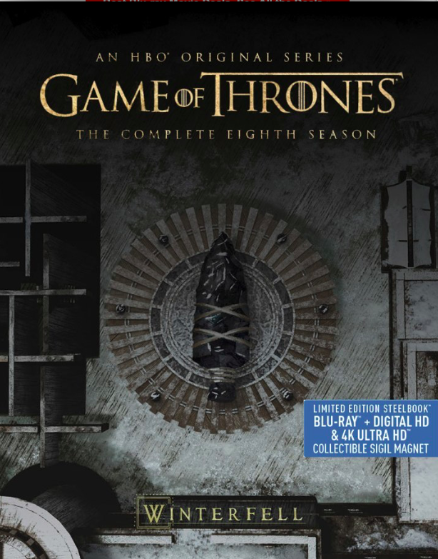 Game Of Thrones 4k Blu Ray