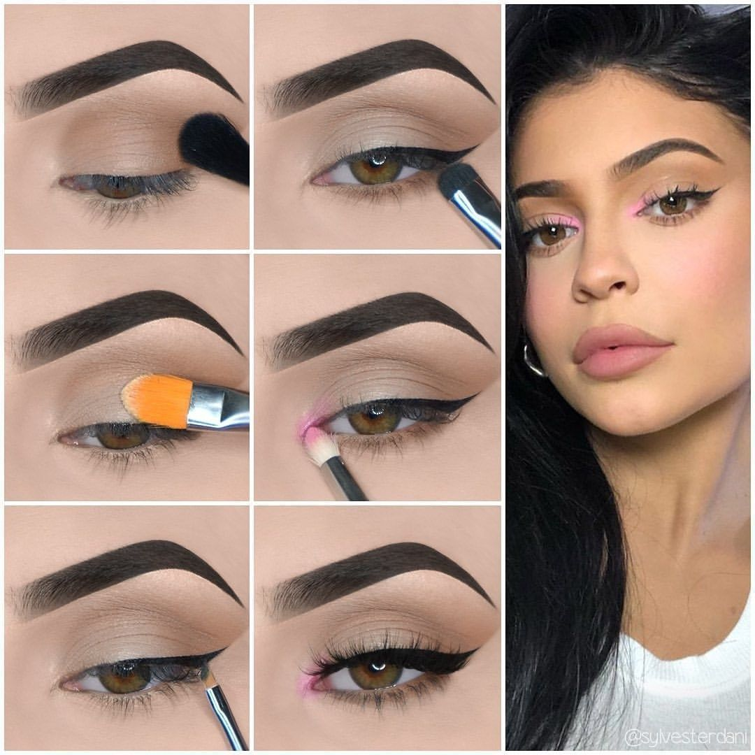 Over 11 eye makeup tips for beginners - here we have over 11