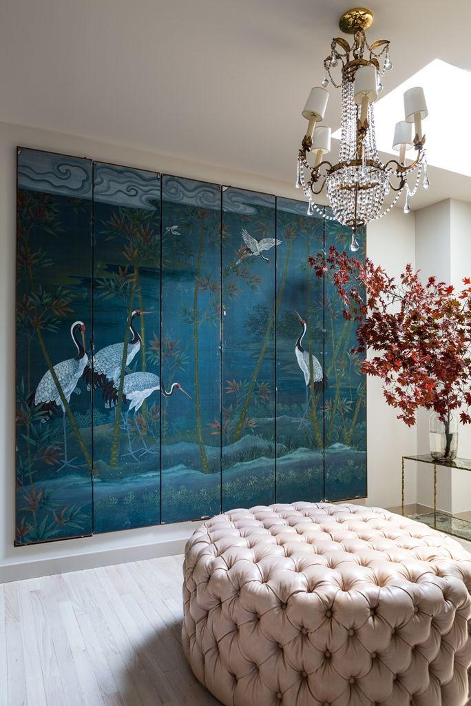 Huntley Co Sunlit Corner Washington Dc Dressing Room Japanese Interior Design Interior Design Portfolios Asian Interior Design