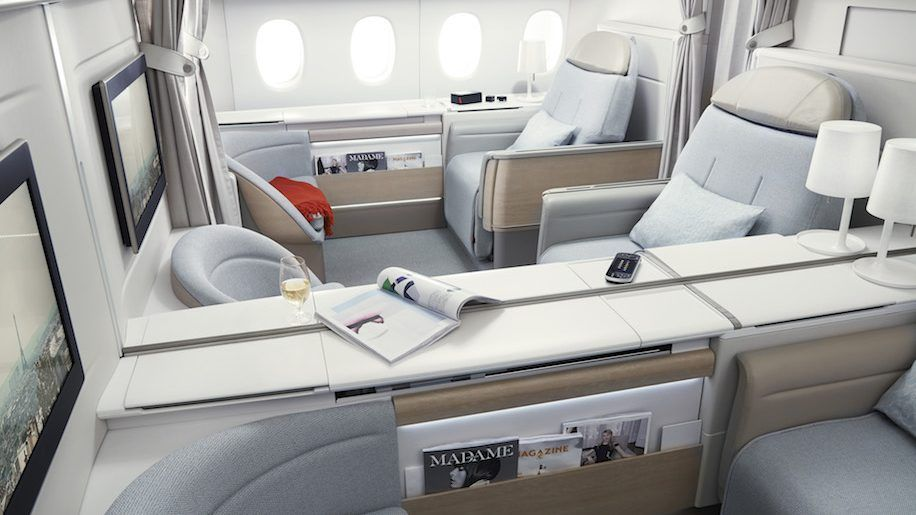 The 21 Best International First Class Airlines In The World