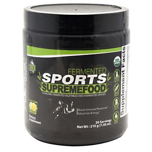 Divine Health Fermented Sports Supremefood Lemon-lime