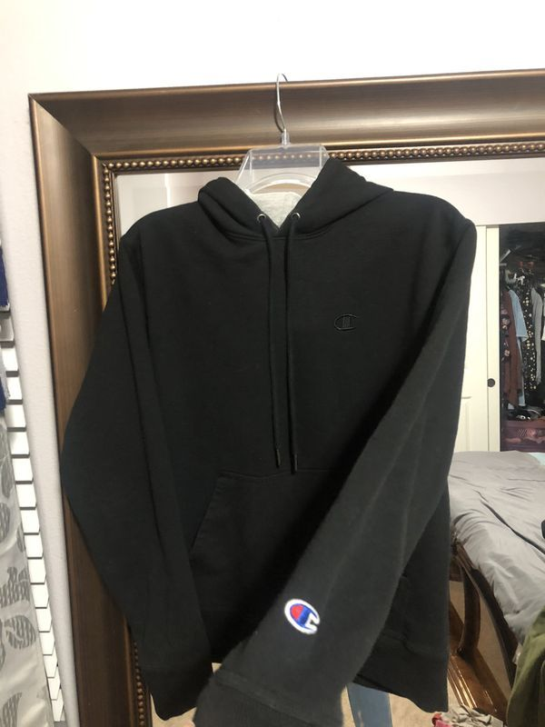 Black Champion Hoodie for Sale in Vancouver, WA - OfferUp #championhoodie