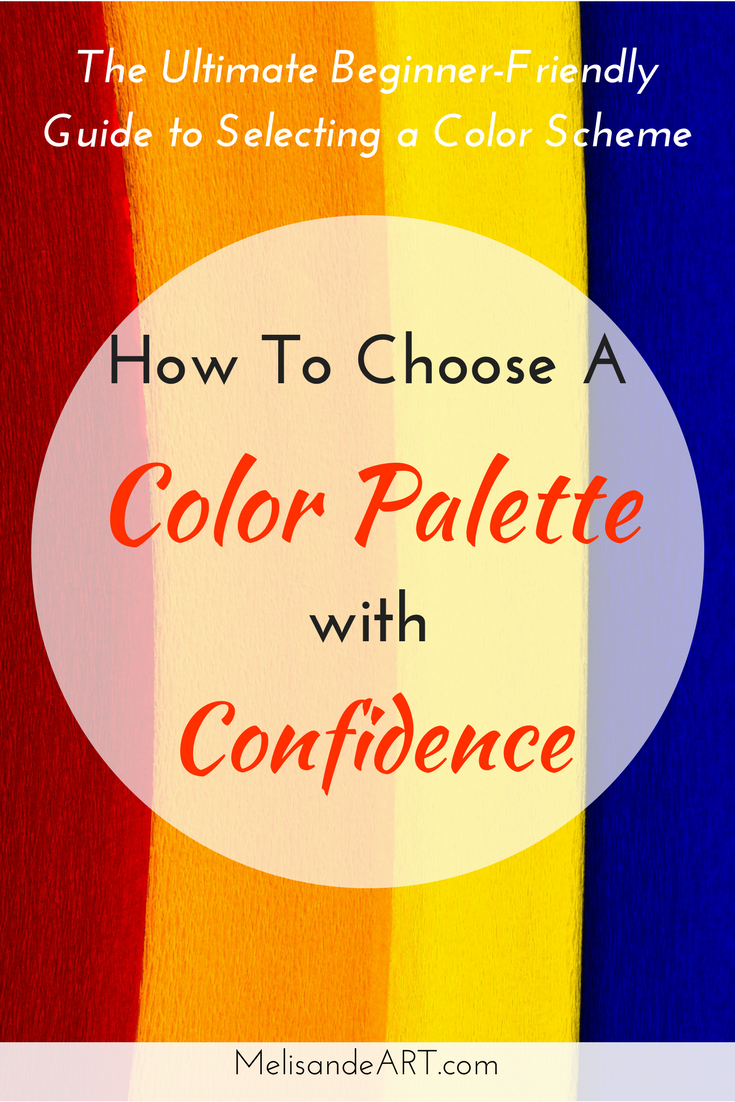 How to Choose a Color Palette   Color meanings and Craft
