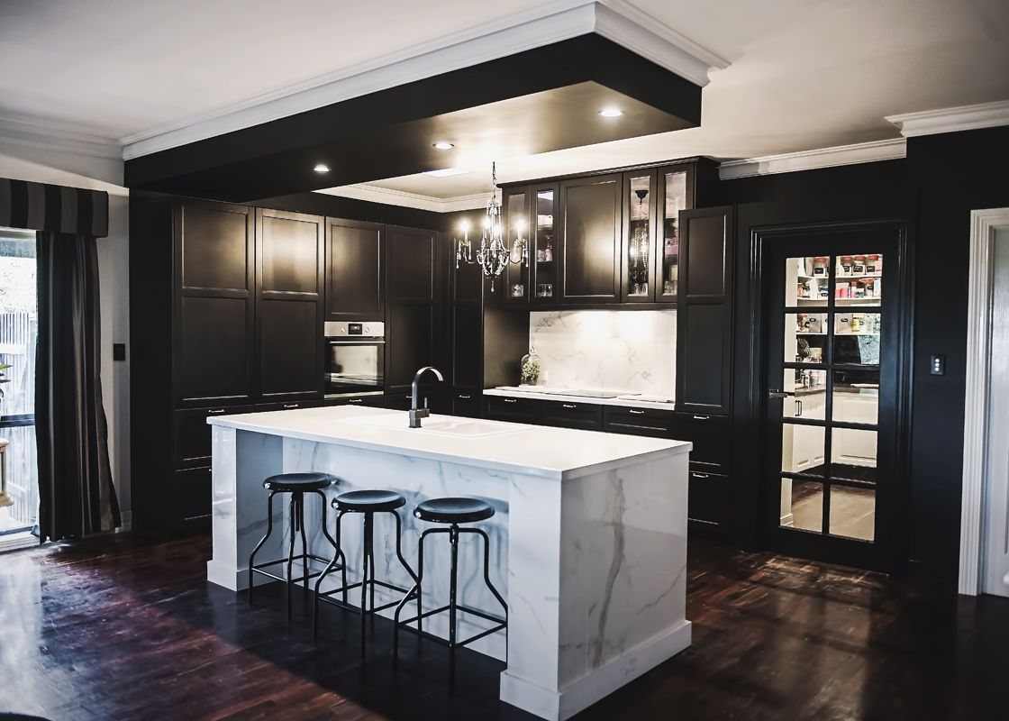 my new ikea laxarby kitchen i designed it my husband and i installed it v ci kter chci. Black Bedroom Furniture Sets. Home Design Ideas