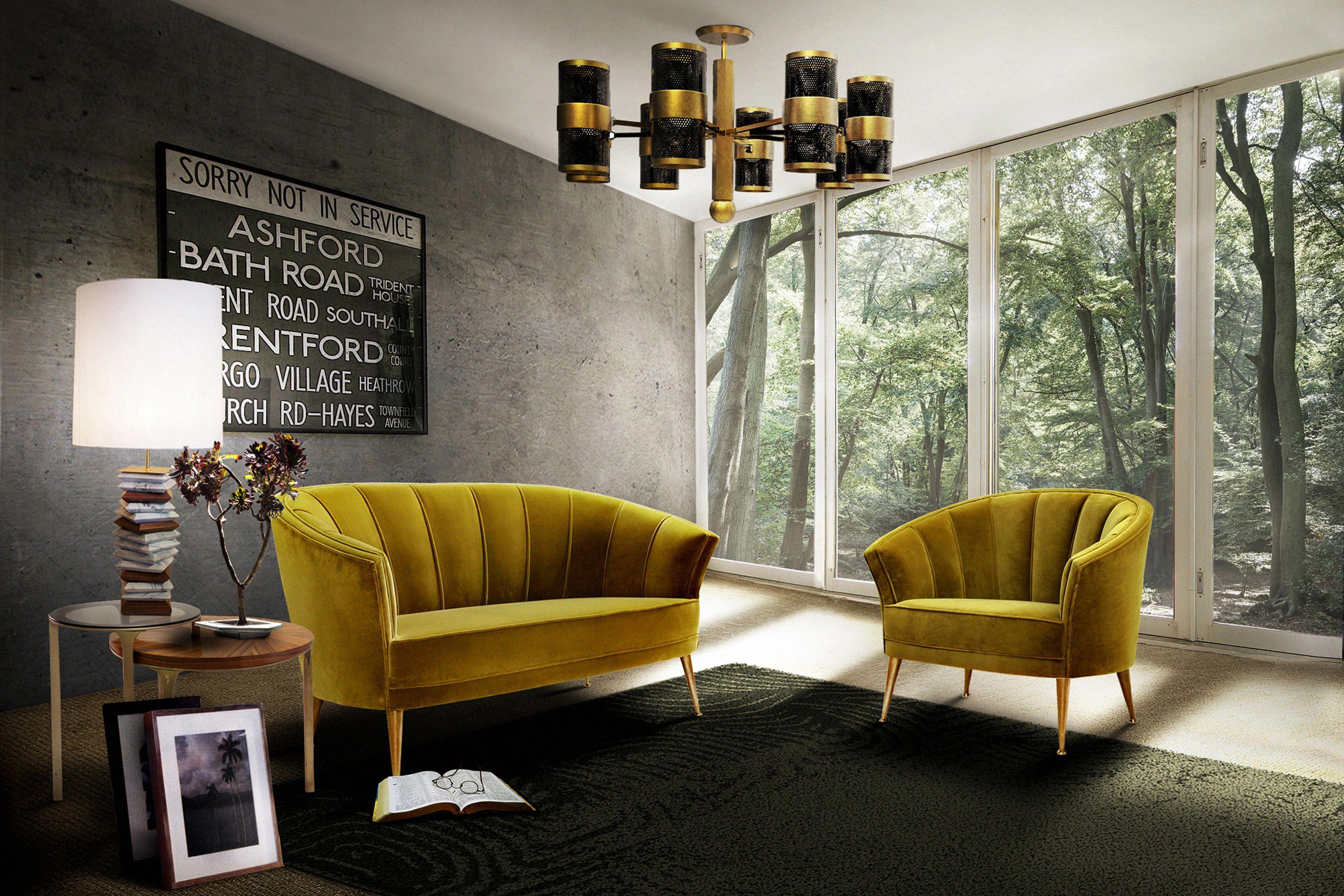 Hochwertige Möbel Designer Möbel Messing Beistelltisch Modernes Design Minimal Luxury Living Room Contemporary Home Furniture Living Room Sets Furniture