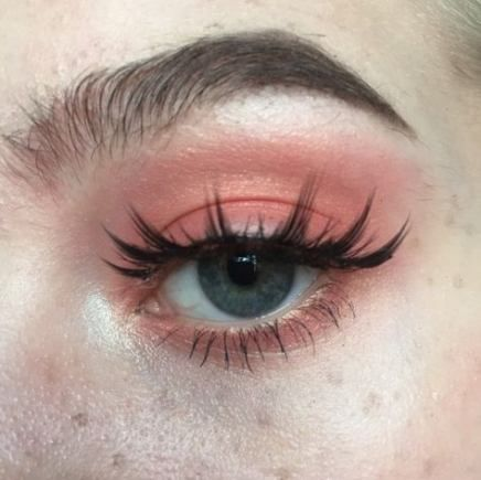 66+ Ideas Makeup Aesthetic Peachy For 2019 -   8 makeup Aesthetic palette ideas