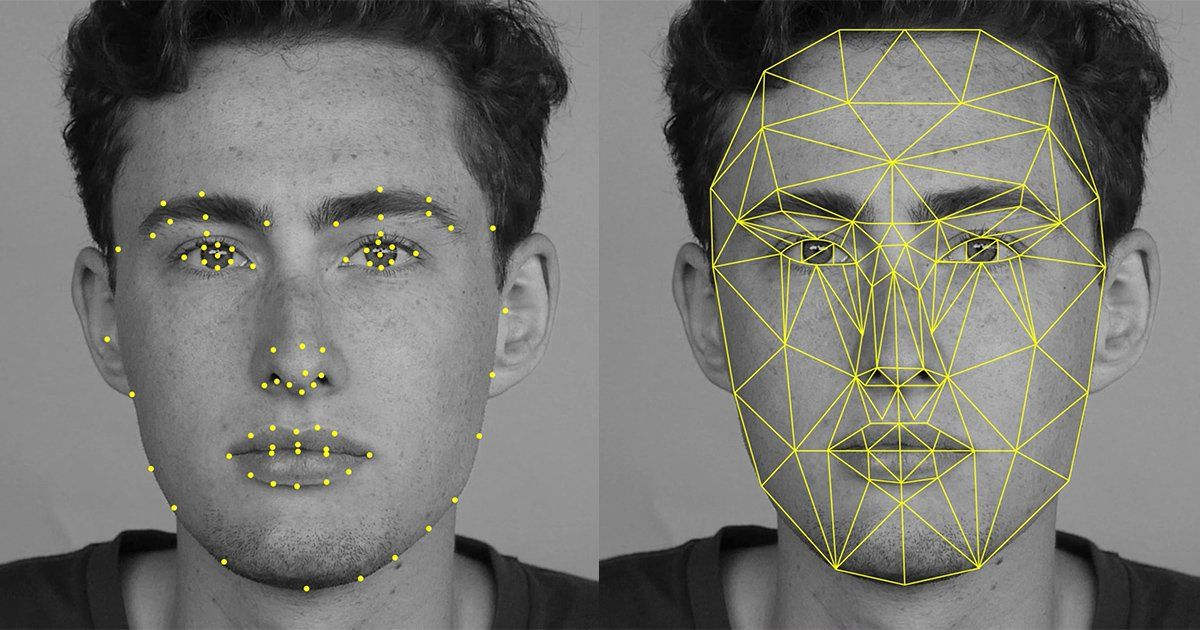 Pin by seo person on technology face recognition facial