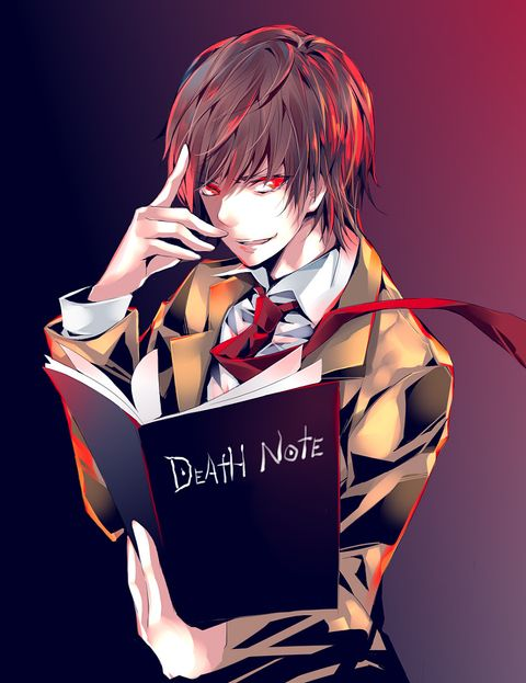 Death Note Anime-Planet