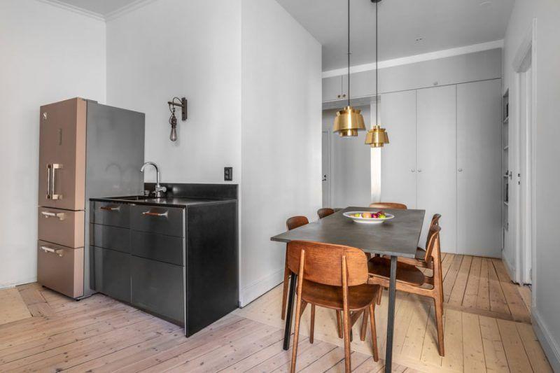 Chique Vintage Keuken : Deze vintage keuken is chique én stoer keuken