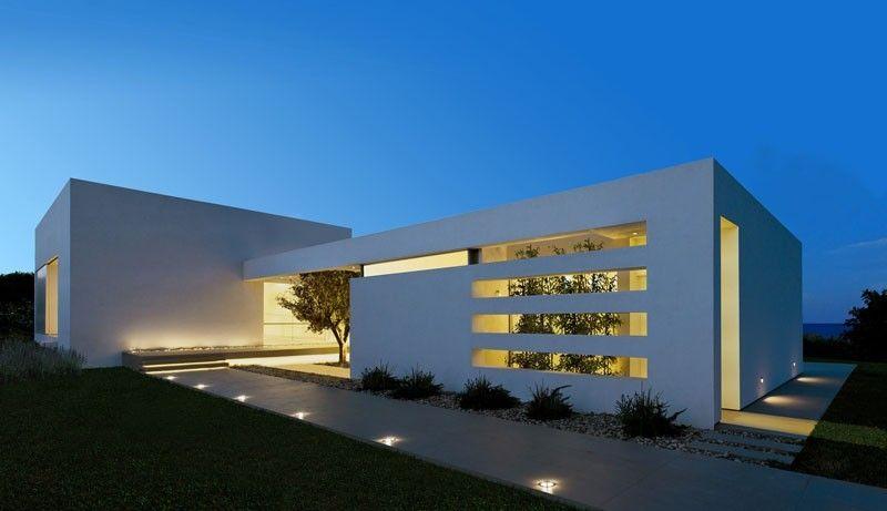 ammoudi house in zakynthos greece designed by katerina valsamaki - Greek Modern Home Architecture Design