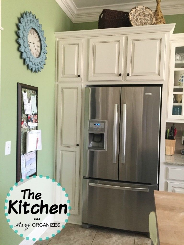 The Kitchen Home Tour  Kitchens Basement Kitchenette And Fixer Amazing Upper Kitchen Cabinets Inspiration