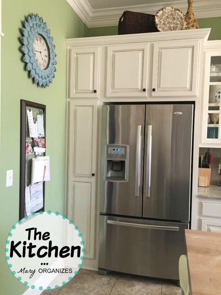 The Kitchen Home Tour Storage Kitchen Basement