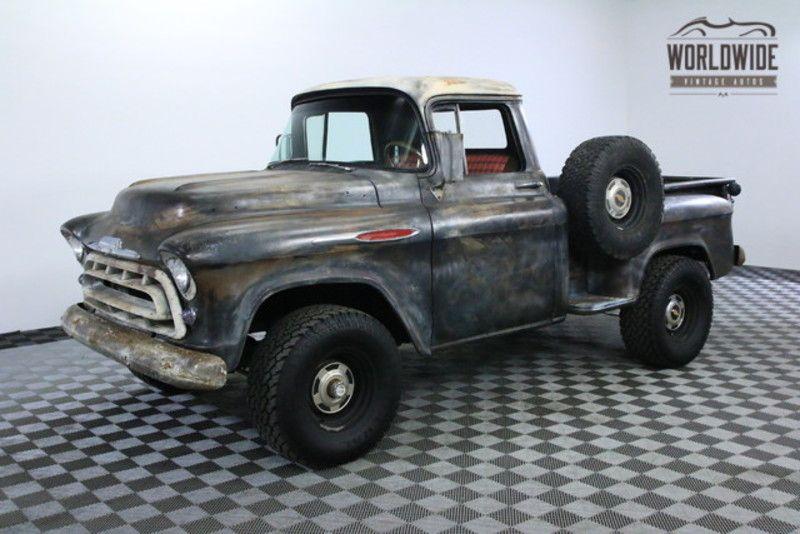 1957 Chevrolet 3100 For Sale Denver Co Oldcaronline Com