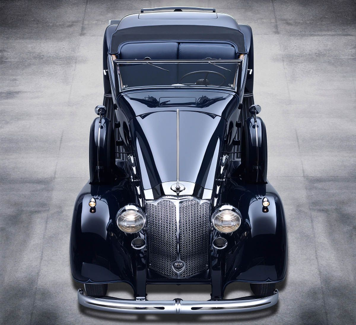 1934 Packard 1101 Coupe - (Packard Motor Car Company Detroit ...