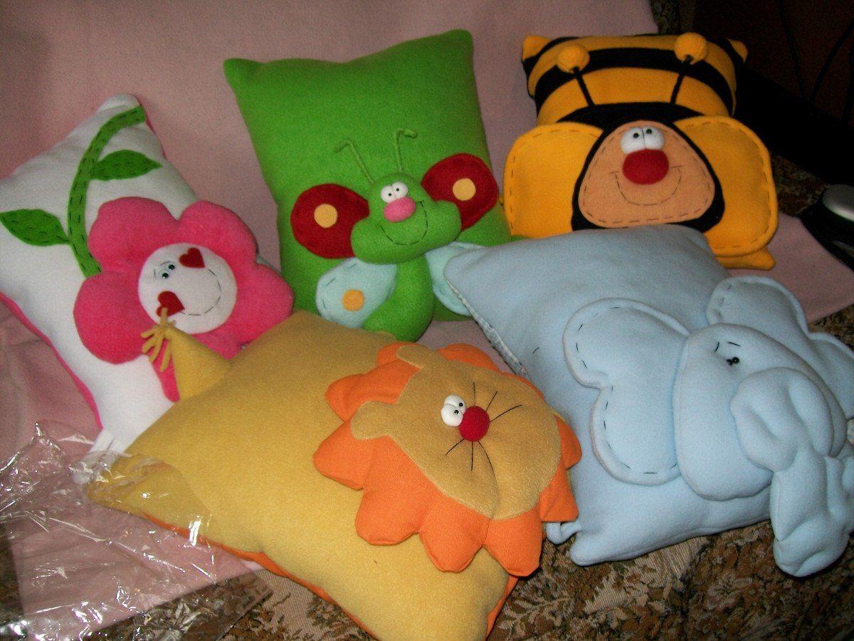 Cojines infantiles hechos en italia buscar con google - Como hacer almohadones ...
