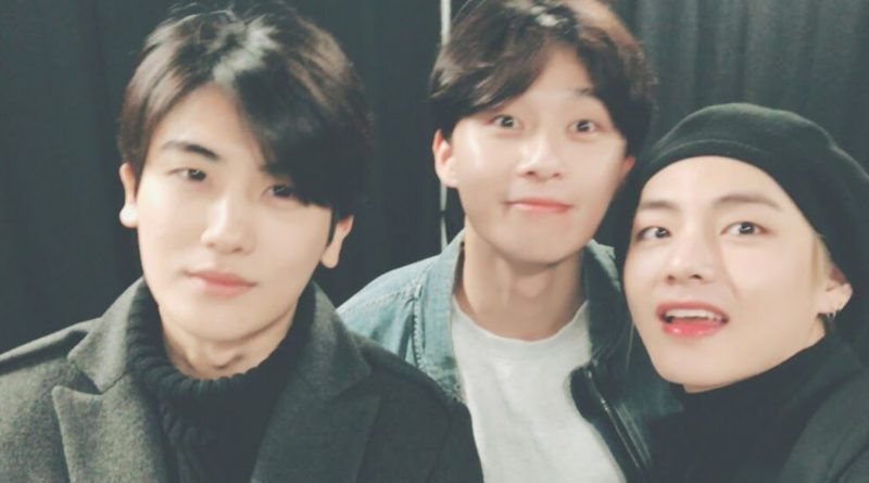 Park Hyung Sik Talks about his Friendship with BTS's V and their Families Closeness with Each Other Too