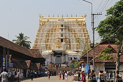 Image result for free image of padmanabhaswamy temple