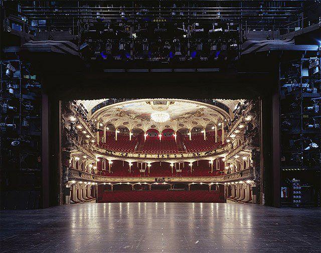 La cuarta muralla, los teatros desde el escenario   inspiren ...