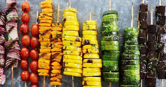 17 Vegetarian Grilling Recipes That Aren't a Frozen Veggie Burger