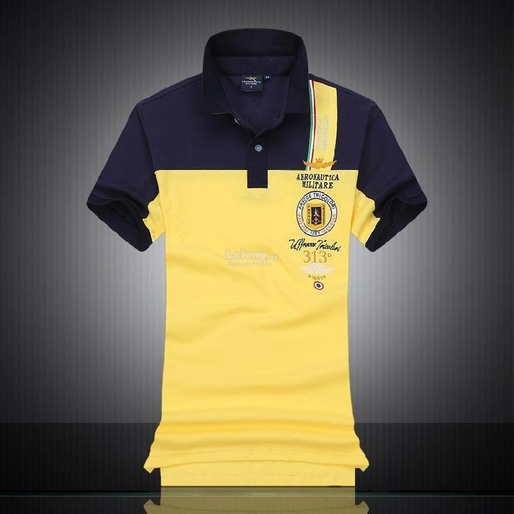 Aeronautica Militare Soldier Italy  313 Men Airforce T-shirt ... 3dc9753b21bd8