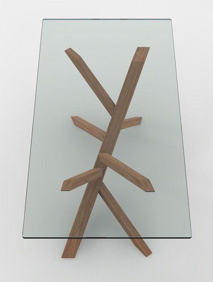 Dining Table Tree By Domitalia Design Marcello Ziliani