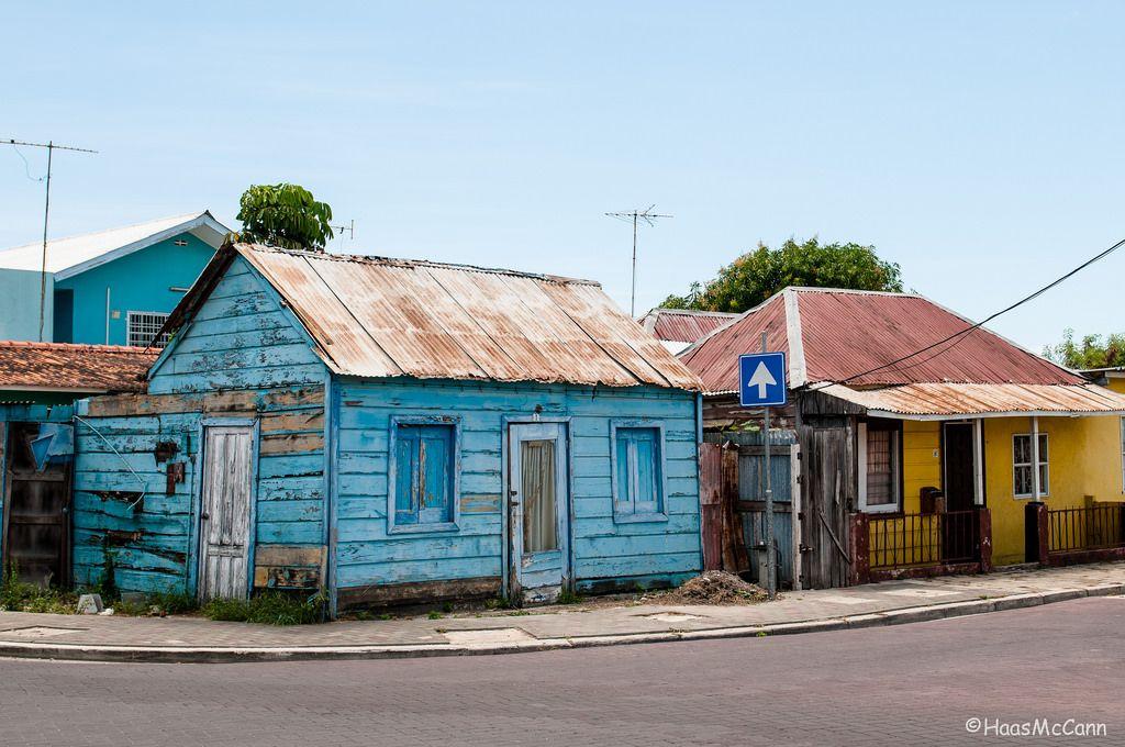 Little wood house, Curacao