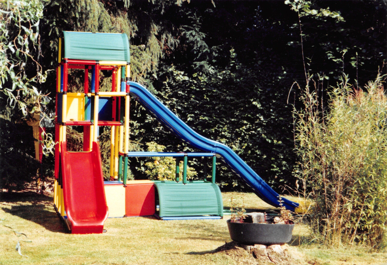 Klettergerüst Quadro Rutsche : Quadro klettergerüst super ding