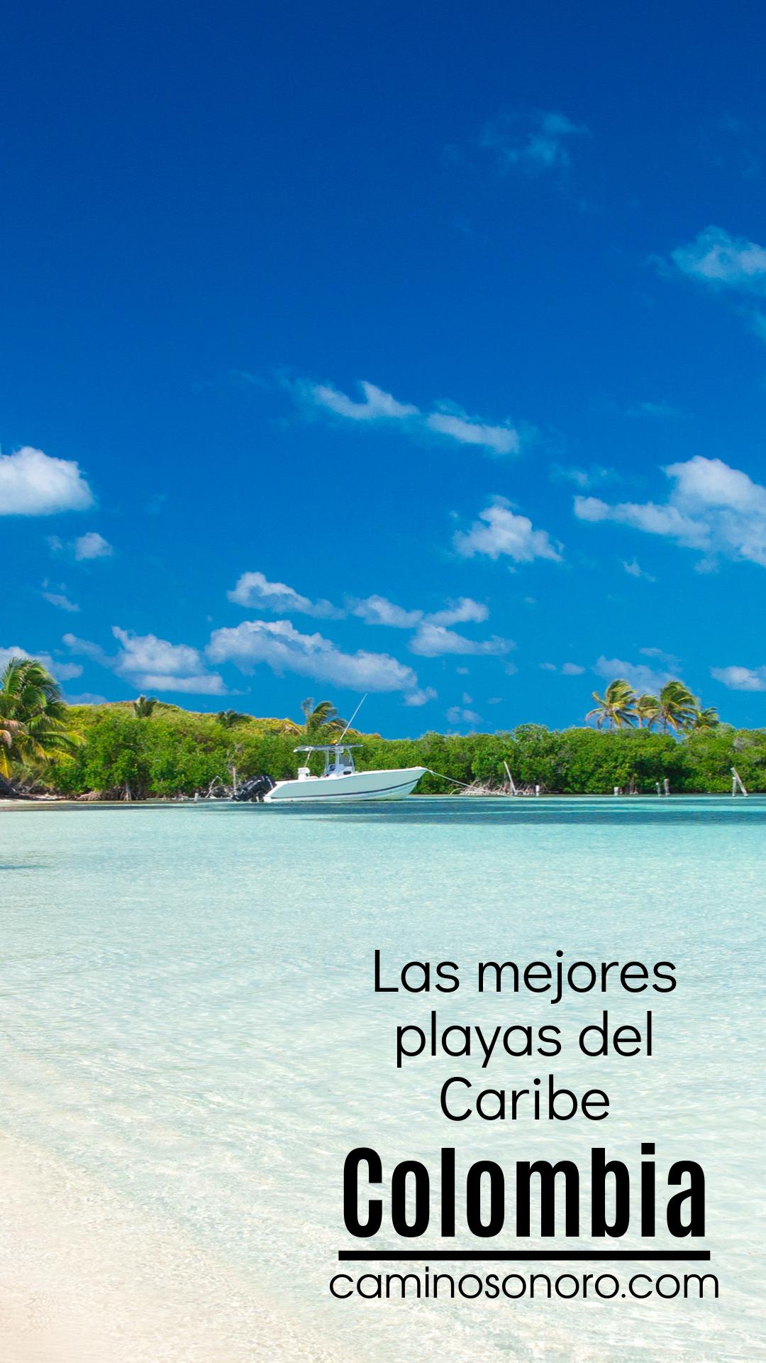 Playas mas lindas de colombia
