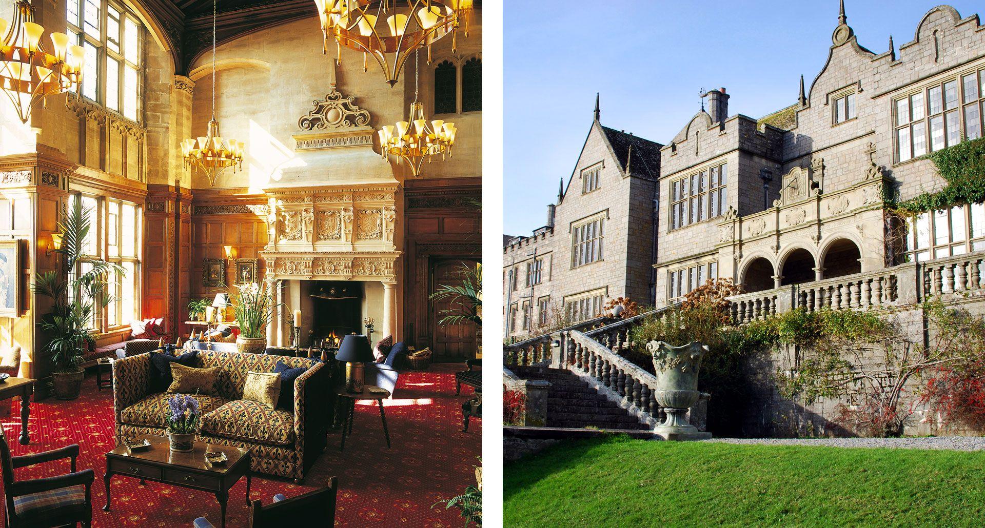 Castle Mania 10 Fantastic Hotels