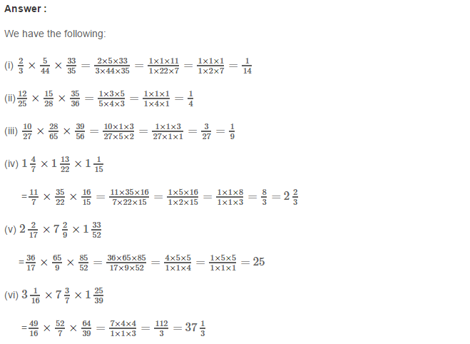 Fractions Rs Aggarwal Class 7 Math Solutions Exercise 2b Http Www Aplustopper Com Rational Numbers Rs Aggarwal Class 7 Maths S Maths Solutions Math Fractions