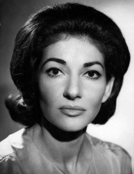 SD Hair: softened form (Maria Callas)
