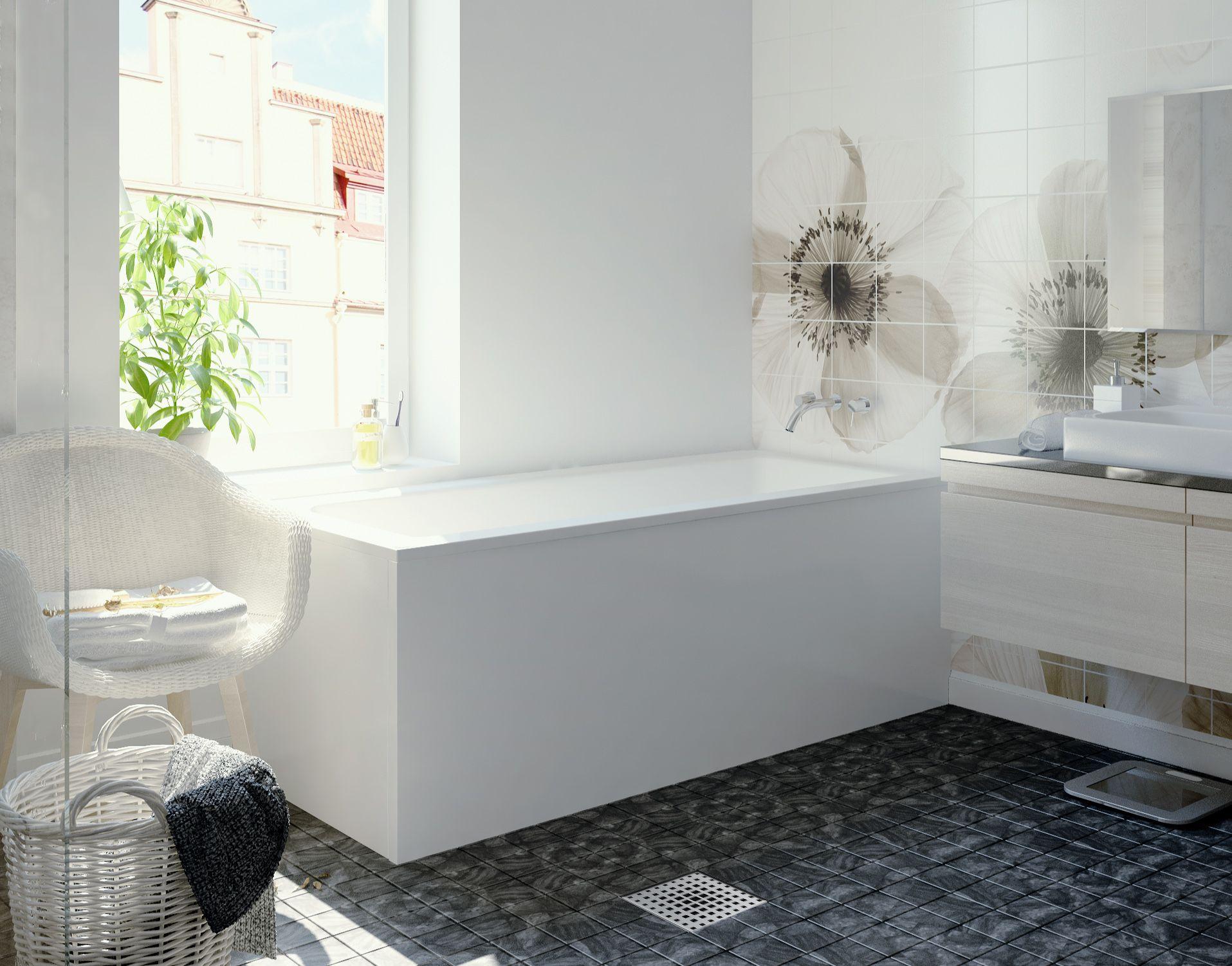 Gste wc dekorieren affordable finest villeroy und boch - Gastebadezimmer ideen ...