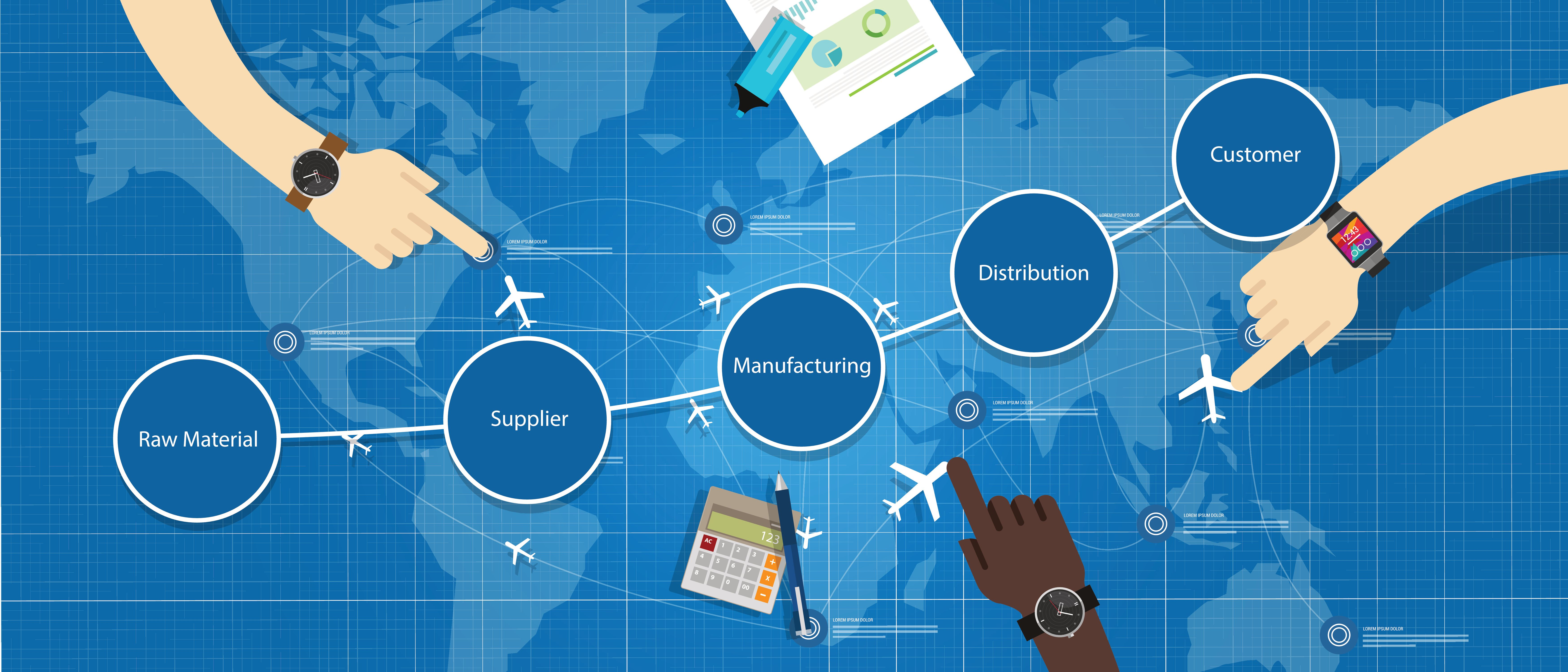 Creating Trust Throughout the Supply Chain Using Demand