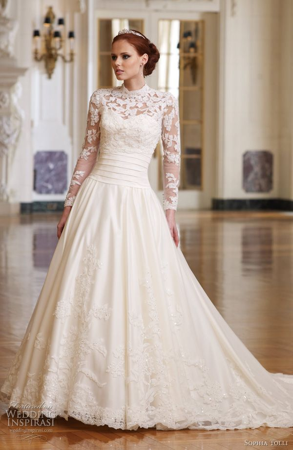 Kate Middleton\'s Wedding Dress — Inspired by Grace Kelly Part 1 ...