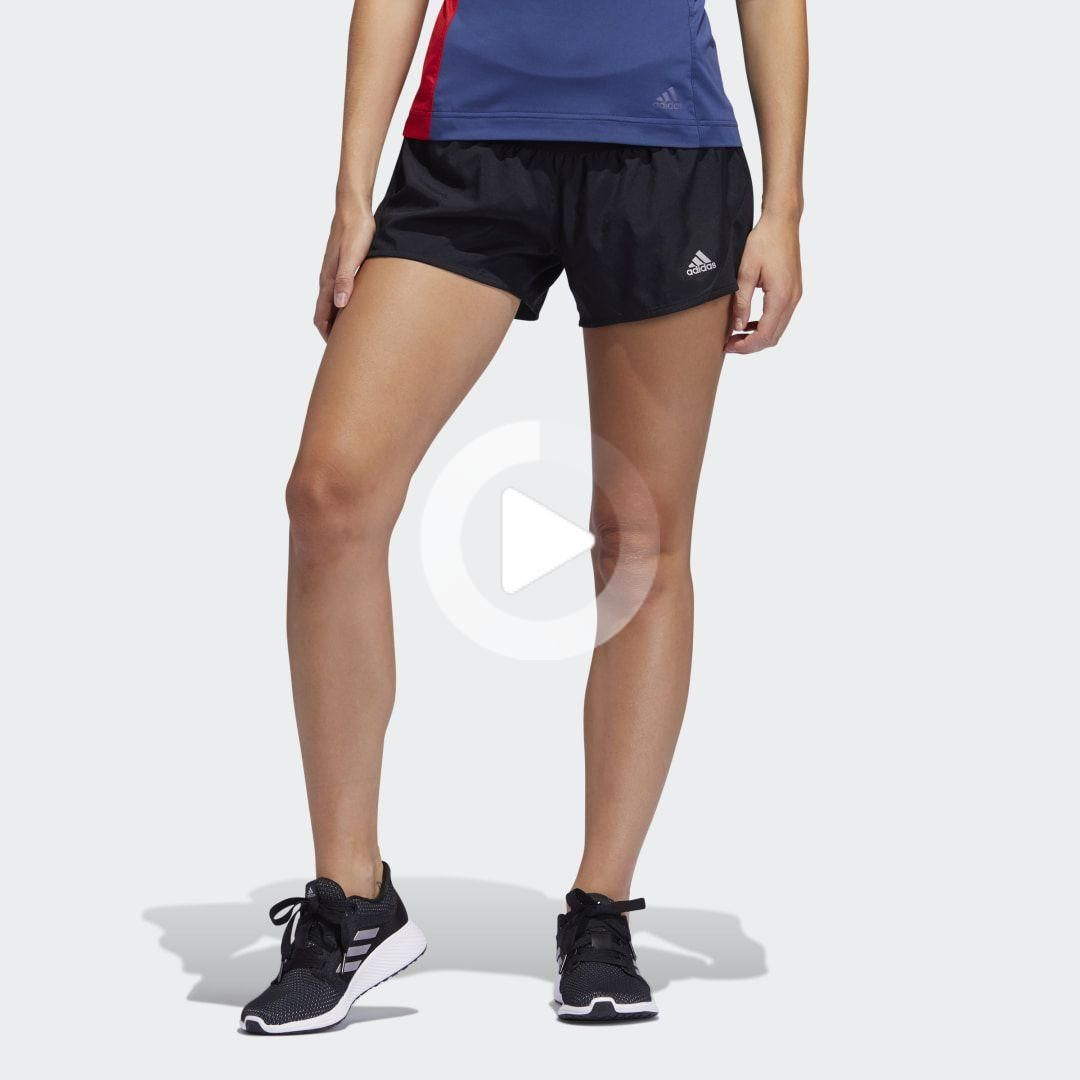 adidas Run It 3-Streifen PB Shorts - Schwarz   adidas Deutschland