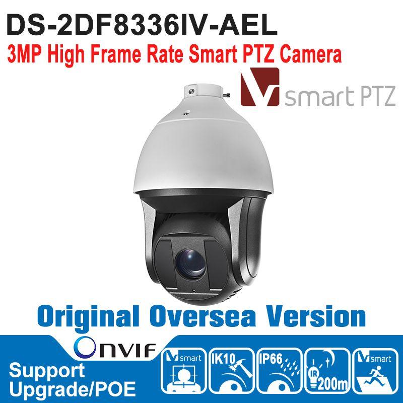 DS-2DF8336IV-AEL HIK PTZ Camera 3MP High Frame Rate Smart PTZ Camera ...