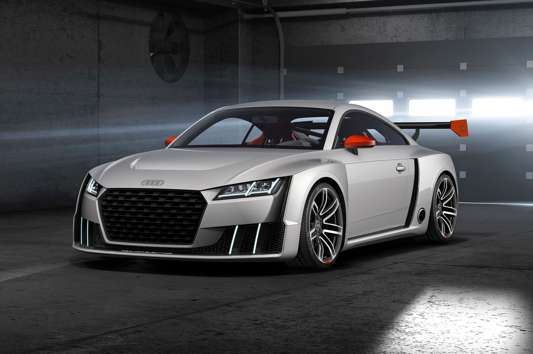 Audi tt clubsport turbo concept makes close to 600 hp for
