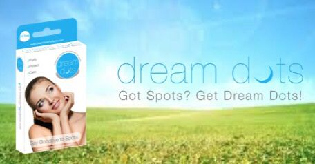 Wake up to clear skin with #DreamDotsForSpots www ...