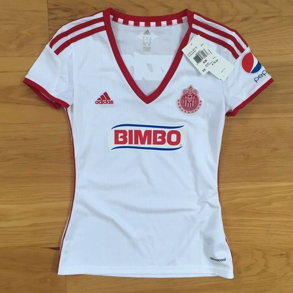 online store f2b65 fc339 Womens chivas mexico soccer jersey New with tags never worn ...