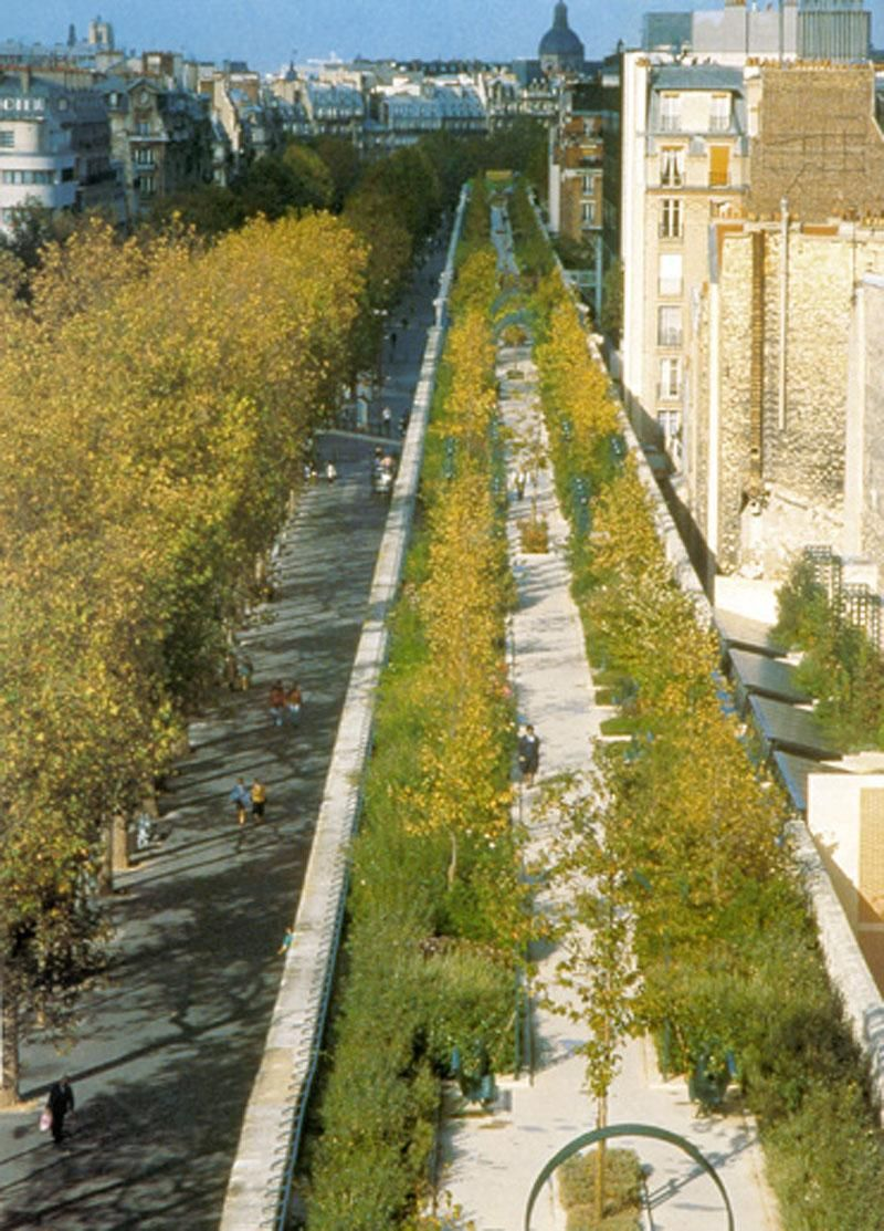 Urban green european landscape architecture for the 21st for Urban landscape design