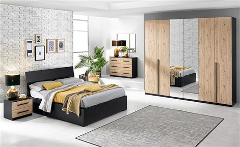 Camera da letto Giada - Mondo Convenienza | Arredamento | Pinterest