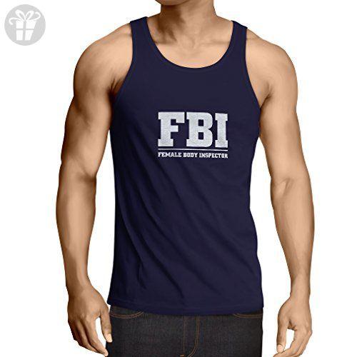 88faf808 N4203V Vest 203 Female Body Inspector gift (Medium Blue White) - Birthday  shirts (*Amazon Partner-Link)