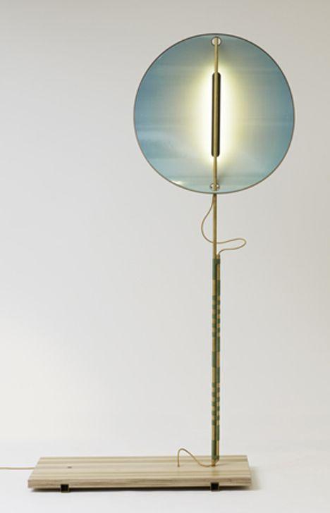 Mitate By Wieki Somers At Galerie Kreo Design Light Lamp Lampe Luminaire Interior Interiordesign